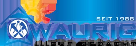 Logo von Waurig Bedachungs GmbH
